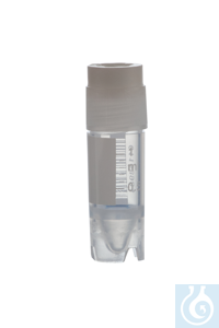 Cryo-Tubes, 1.2 ml, male thread,  self-standing, sterilized Cryo-Tubes, 1.2...