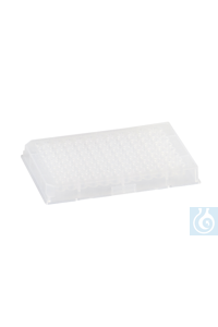 96-Well micro test plates, U-bottom, PP 96-Well micro test plates, U-bottom, PP