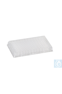 96-Well micro test plates, F-bottom, PS 96-Well micro test plates, F-bottom, PS