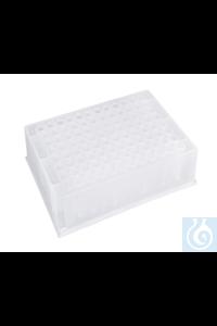 96-Deep-Well-Plate, 1.2 ml, U-bottom, PP 96-Deep-Well-Plate, 1.2 ml,...