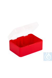 ratiolab® Multibox®ultra, PP, empty, low, for pipet tips up to 300 µl