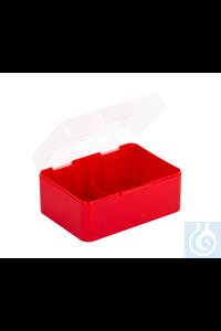ratiolab® Multibox®ultra, PP, ungefüllt, niedrig, für Pipettenspitzen bis 300 µl
