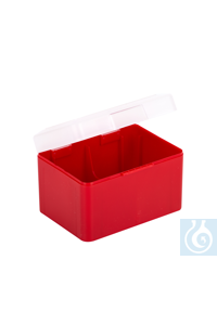 ratiolab® Multibox®ultra, PP, empty, hig h, for pipet tips up to 1200 µl