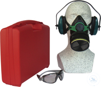 Respiratory Protective Set PROFEX Ideal for painting, sanding, stripping, drilling, milling,...