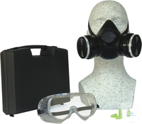 Respiratory Protective Set PROFIL Ideal for painting, sanding, stripping, drilling, milling,...