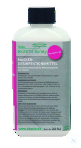 EKASTU Mask Disinfectant • long-term impacted disinfectant • best material...