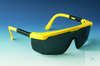 Safety Spectacle CLAREX, tinted • DIN EN 166 1 - FT • with tinted lenses,...