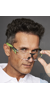 Schutzbrille CARINA KLEIN DESIGN™, coolex, farblos • sportlich dynamisches Modell überzeugt durch...