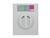 Augenspülstation (EPS) leer, für 2,, EKASTU-Augenspülflaschen • zur...