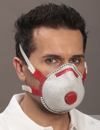 Varnish and Welding Respirator Mandil, Varnish and Welding Respirator Mandil...