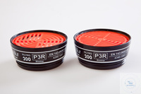 Particle Filter 200 P3R D • protection against particles of toxic and highly...