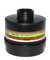 Mehrbereichs-Kombifilter DIRIN 230 A2, B2, E2 K2 Hg-P3R D • Schutz gegen...