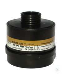 Combined Filter DIRIN 230 AX-P3R D • protection against low-boiling (
