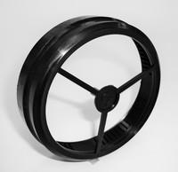 Vorfilter-Klemmhalter 230 GP • für Kombinations- und Mehrbereichsfilter aus...