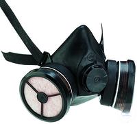 Halbmaske Polimask DUPLO Combi A1-P1R D • wartungsarme Doppelfilterhalbmaske...