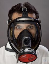 Vollmaske SFERA (Klasse 3) • Maskenkörper aus hochwertigem EPDM •...