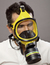 2 artikelen als: Full Face Mask C 607/Silicone/TR (Class, Full Face Mask C 607/Silicone/TR...