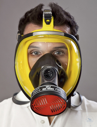 Vollmaske SFERA/Silikone (Klasse 3) • Maskenkörper aus besonders...