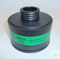 Gas Filter DIRIN 230 K2 • protection against ammonia
