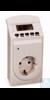 Zeitschaltuhr mit Thermofühler Temperaturbereich 0 - +40 °C Zeitschaltuhr mit Thermofühler...