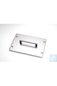 Stainless steel cover for type: S 900 Stainless steel cover for type: S 900