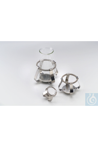 4Proizvod sličan kao: Clamps for Erlenmeyer flasks 50 ml Clamps for Erlenmeyer flasks 50 ml
