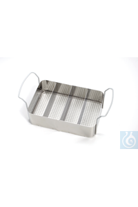 Stainless steel basket with partitions Stainless steel basket with partitions...
