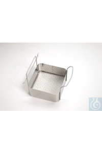 Stainless steel holder basket for Stainless steel holder basket 1/2 size for...