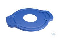 Plastic lid for beaker Plastic lid for beaker, hole Ø 95 mm