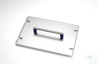 Edelstahl-Deckel für Elmasonic S 130 H Edelstahl-Deckel für Elmasonic S 130 H