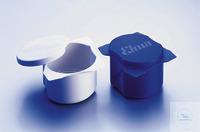 Reinigunsbecher mit Deckel Reinigungsbecher mit Deckelweiß, ø 70 mm, H: 47 mm