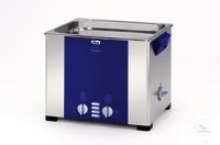 Elmasonic S 100 H Ultrasonic cleaning unit Elmasonic S 100 H, with heating, 230V