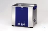 Elmasonic S 120 H Ultrasonic cleaning unit Elmasonic S 120 H, with heating, 230V