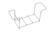 Siebhalter für Elmasonic S 50 R Siebhalter für Elmasonic S 50 R Edelstahl