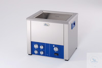 TI-H 10 MF 3 Ultraschallreinigungsgerät TI-H 10 MF 3, Arbeitsvolumen 8,6 l,...