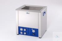 TI-H 15 MF 3 Ultraschallreinigungsgerät TI-H 15 MF 3, Arbeitsvolumen 12,2 l,...