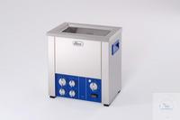 TI-H 5 MF 3 Ultraschallreinigungsgerät TI-H 5 MF 3, Arbeitsvolumen 3,7 l....