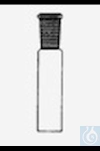 Sockets -long-, NS 24/40, tube 28 mm, borosilicate glass 3.3