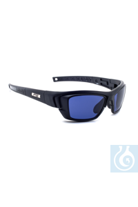 Model J136 Glassworking Safety Glasses - BoroTruView 3.0  The J136 is an in house frame, made of...