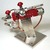 """Brander voor glasblazer gas-zuurstof type """"Red Max"""" met kleine brander type..."""