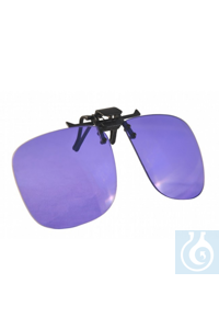 Lightweight, Polycarbonate Sodium Flare Clip-on Flip up. Fit Almost Any Style Glasses. Excellent...