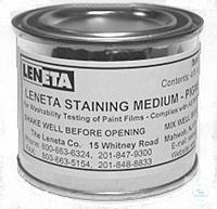 Leneta staining medium ST-1, bus 118 ml per bus (grote verpakking= 4 bussen)...