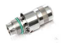 Ventil CV-EL / Classic 115/121 °C für CertoClav EL + Classic 115/121 °C...