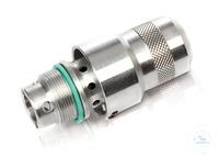 Ventil CV-EL / Classic 125/140 °C für CertoClav EL + Classic 125/140 °C...