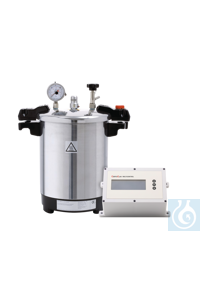 CertoClav MultiControl 12L  CertoClav MultiControl 2 is the proven autoclave...