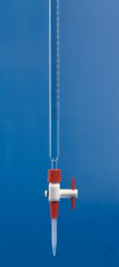 2Panašios prekės Compact burette'Economy' SB PTFE stopc. 25 ml : 0,1 ml, PP tip, Boro 3.3...