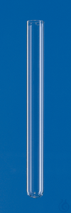 Culture tube, AR-Glas, rimless 10 x 75 mm, wall thick. 0,6 mm Culture tube, soda-lime glass,...
