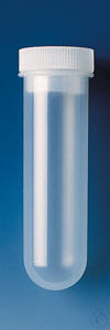 Centrifuge tube, PP, cyl. 10 ml 16x100 mm w. rim without stopper Centrifuge tube, PP, 10 ml,...