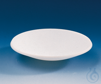 Watch glass, PTFE dia. 75 mm Watch glass, PTFE, diameter 75 mm