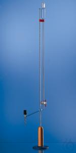 Micro bur.Bang BB AS DE-M lat. stopcock 2:0,01 ml Boro 3.3 Schell. PTFE spindle Microburette,...